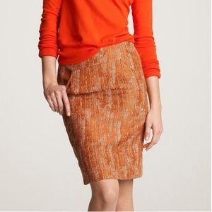 J. Crew Aurora Tweed Pencil Skirt NEW w/tags